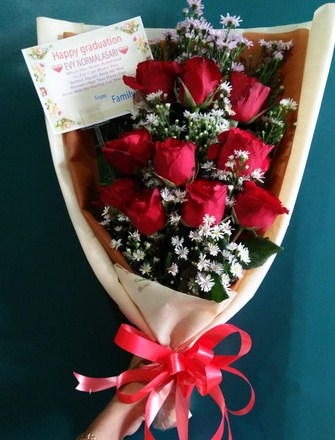 Bunga Buket 013