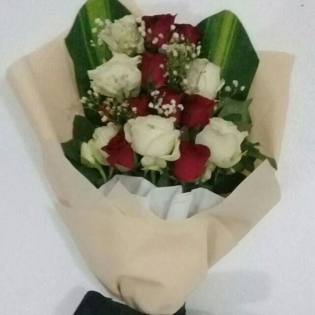 Bunga Buket 002