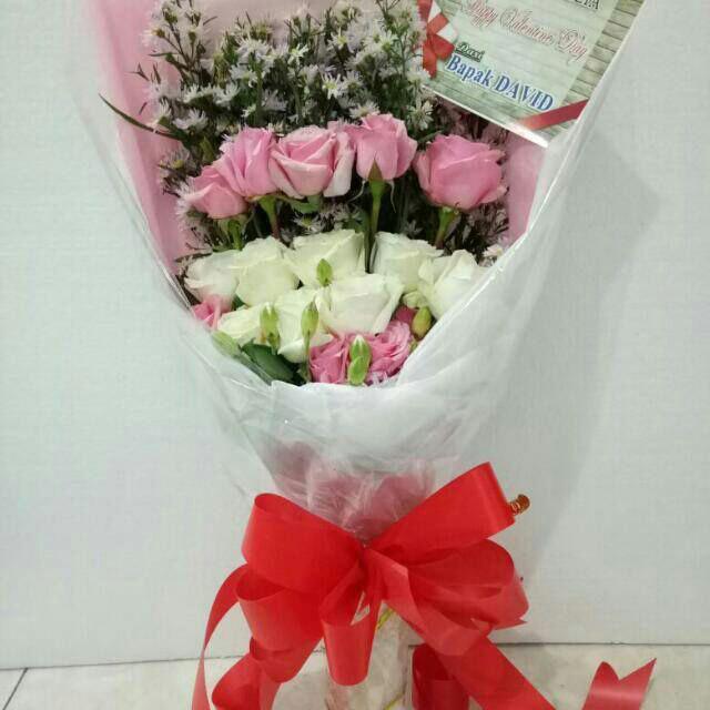 Bunga Buket 003