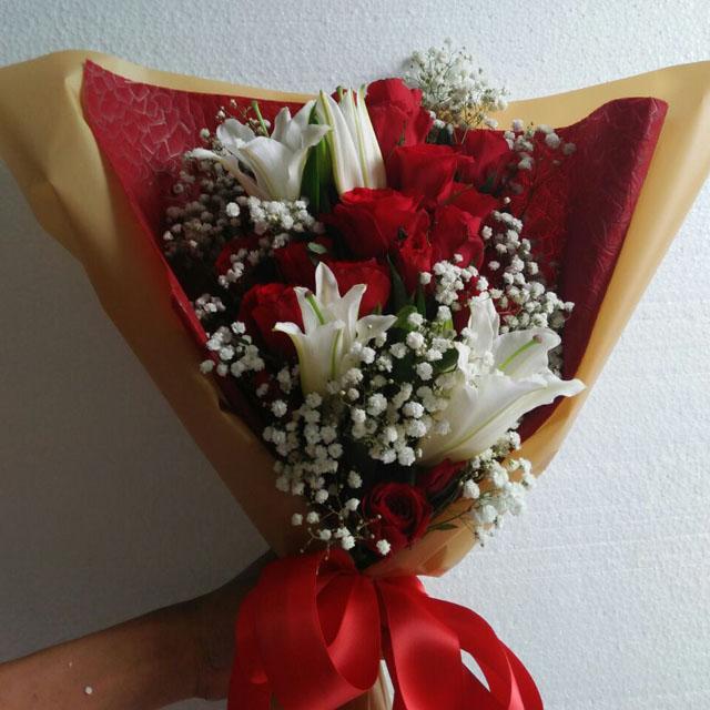 Bunga Buket 004