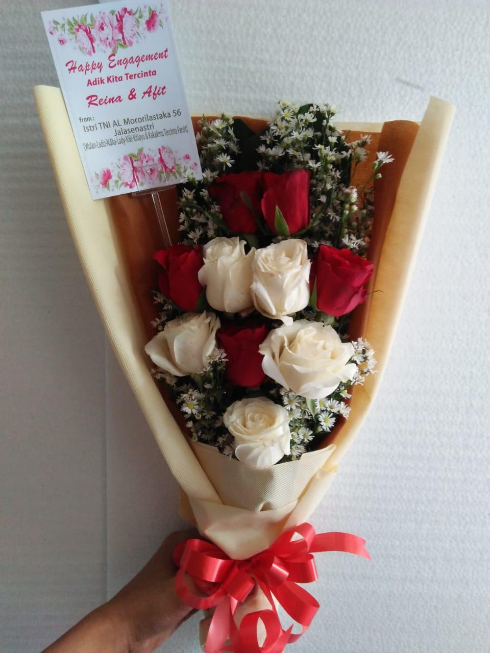 Bunga Buket 014