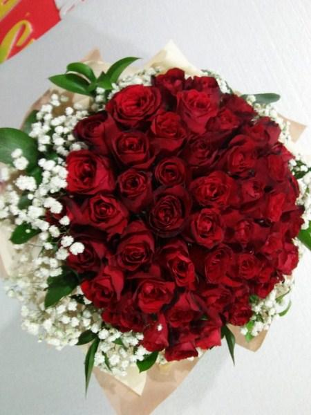 Bunga Buket 009