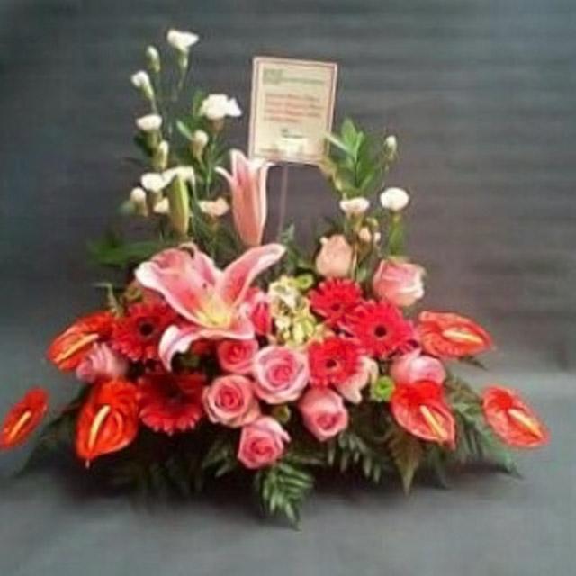 Bunga Meja 001