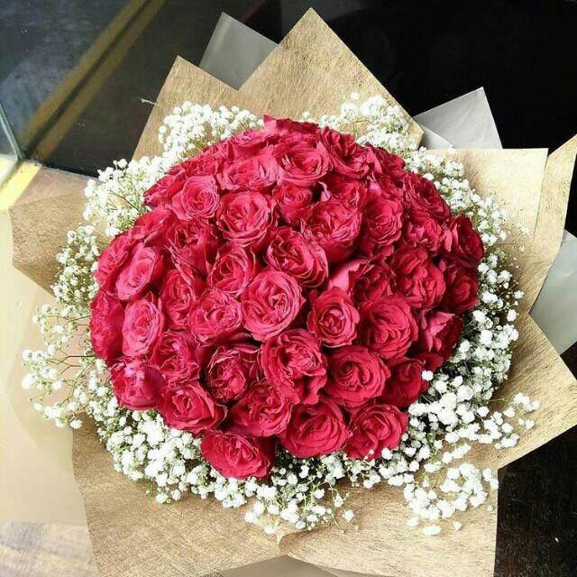 Bunga Buket 001