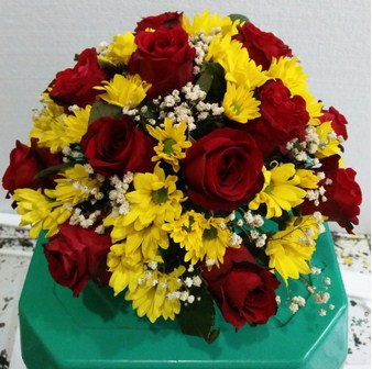 Bunga Meja 005
