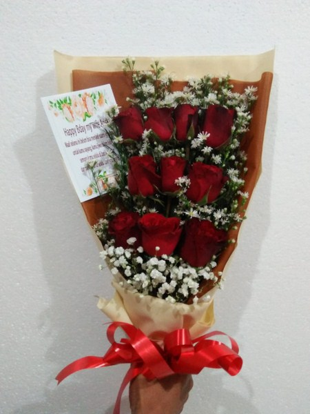 Bunga Buket 006