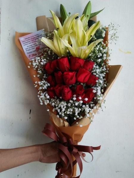 Bunga Buket 007