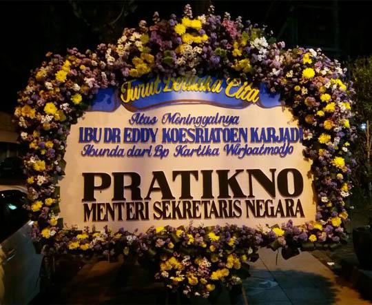 Bunga Papan Duka 001