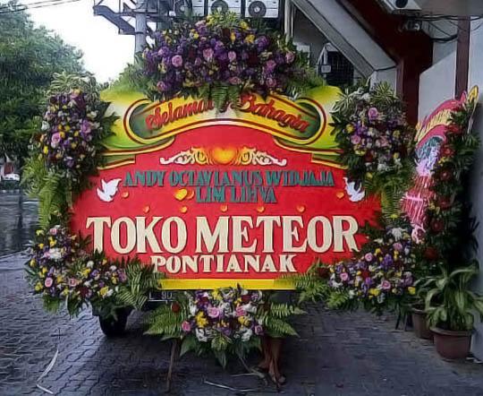 Bunga Papan Ucapan Selamat 001